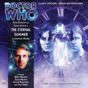 Doctor Who: The Eternal Summer signed by Susan Brown